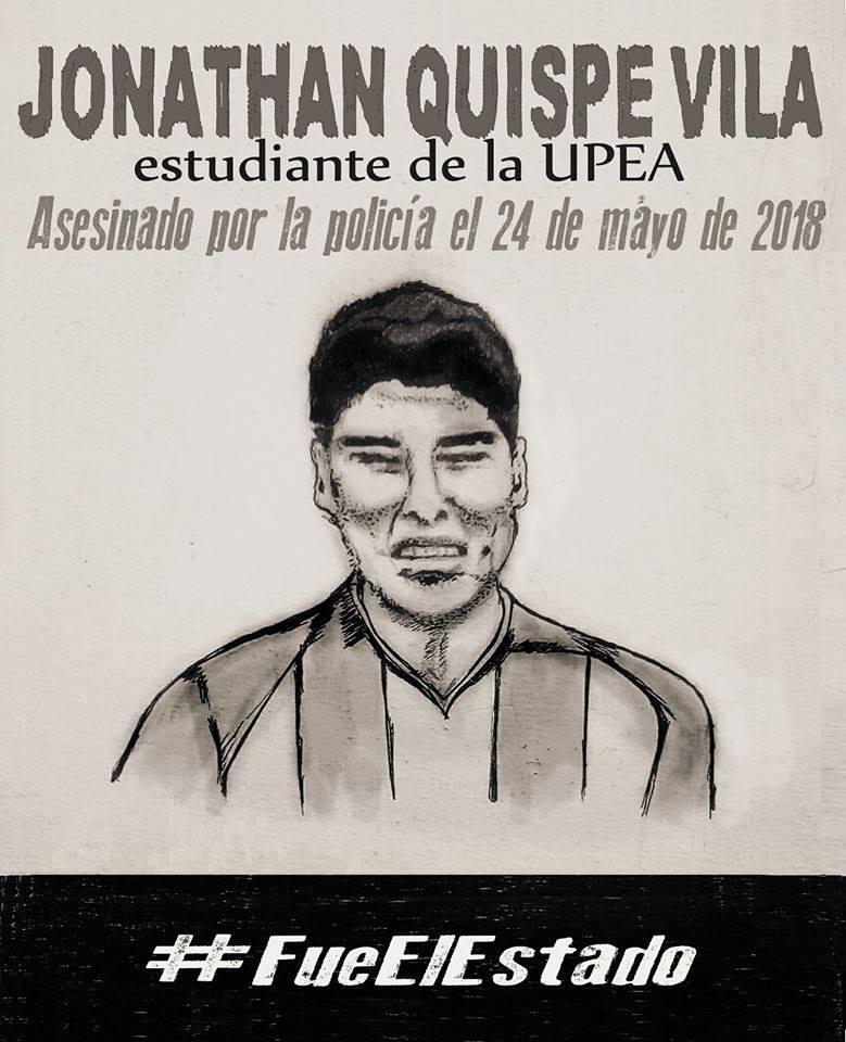FUE EL ESTADO (Grafikaklandestina)