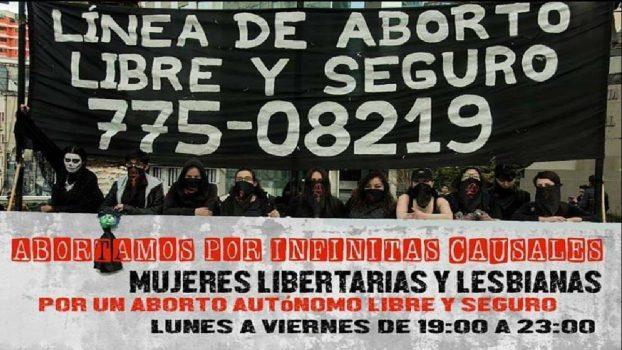 linea aborto libre y seguro Bolivia