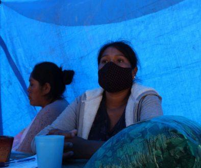 trabajadores de PROSIL en emergencia